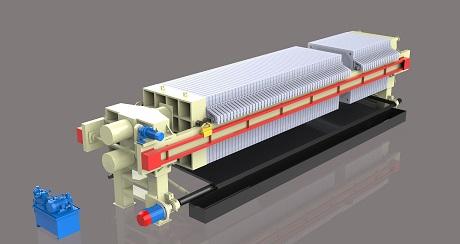 高效程控隔膜壓濾機